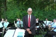 """The Danbury Brass Band, led by Alan Raph, will present its annual Fathers' Day """"POPS"""" concert June 16 at Immanuel Lutheran Church in Danbury."""
