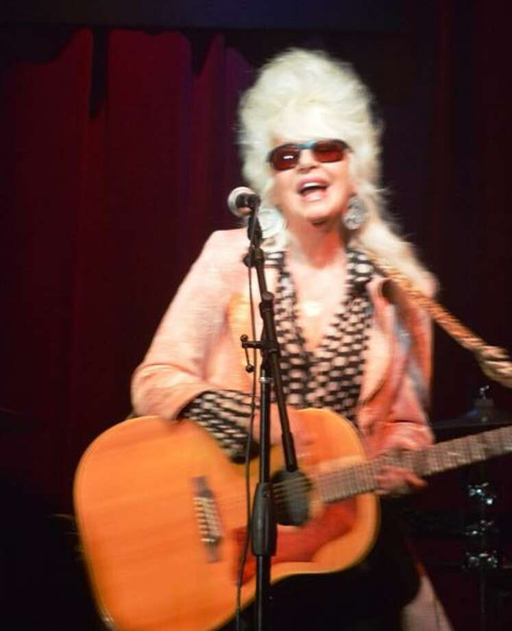 There'll be plenty of hip shakin' at  Bridge Street Saturday with Christine Ohlman and Rebel Montez. Photo: Contributed Photo