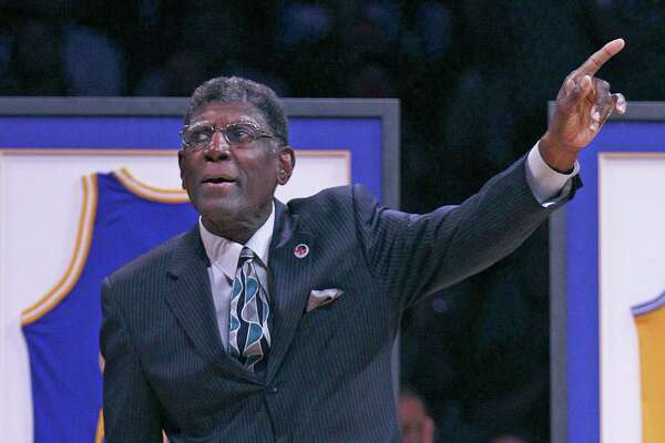 Warriors Legend Al Attles To Make One Last Appearance At Oracle Arena Sfchronicle Com