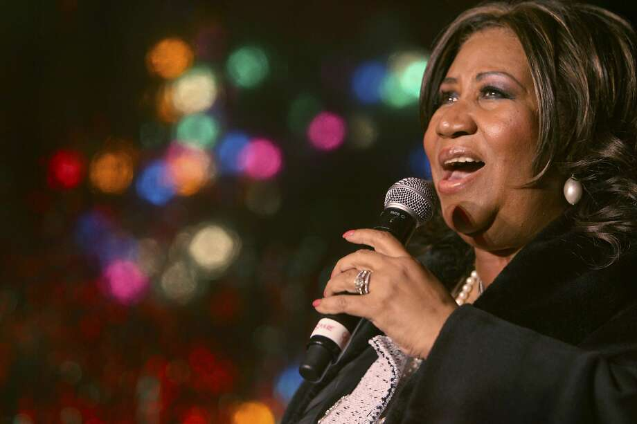 "FILE - In this Dec. 4, 2008 file photo, Aretha Franklin performs during the 85th annual Christmas tree lighting at the New York Stock Exchange in New York. Three handwritten wills have been found in the suburban Detroit home of Franklin, months after the death of the ""Queen of Soul,"" including one that was discovered under cushions in the living room, a lawyer said Monday, May 20, 2019. (AP Photo/Mary Altaffer, File) Photo: Mary Altaffer, Associated Press"