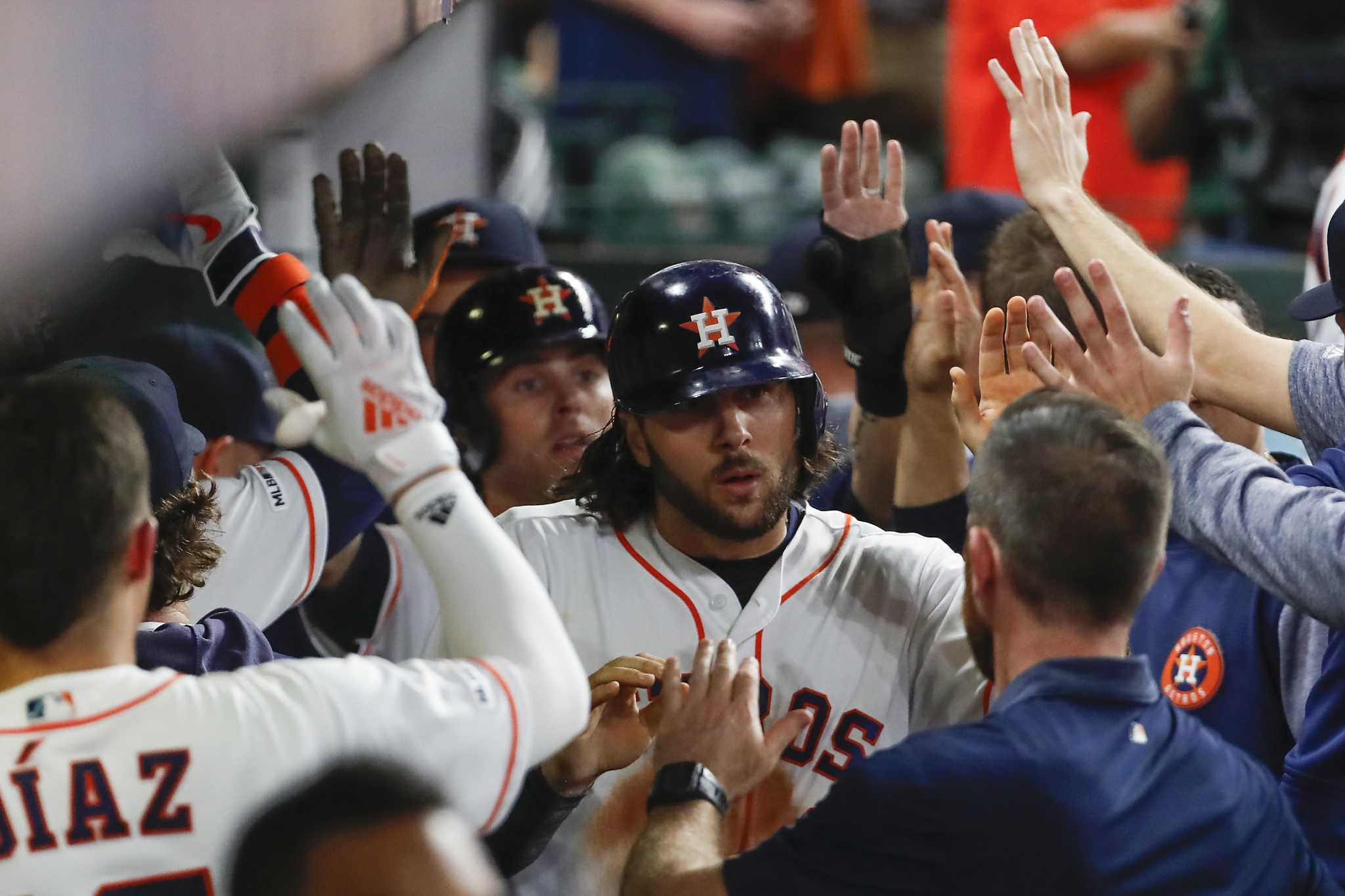 Smith: Jake Marisnick will be missed in multiple ways by Astros