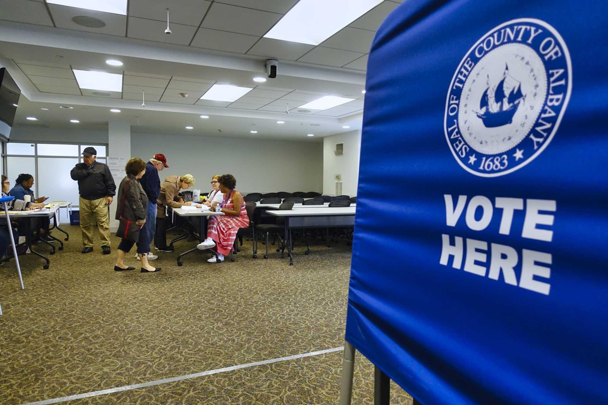Election officials sound the alarm over funding for early voting