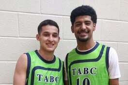 United's Andy Pompa and Martin's Mathew Duron closed out their high school careers together Friday in the TABC All-Star game in San Antonio. It was the first time Laredo had multiple representatives in the same season.