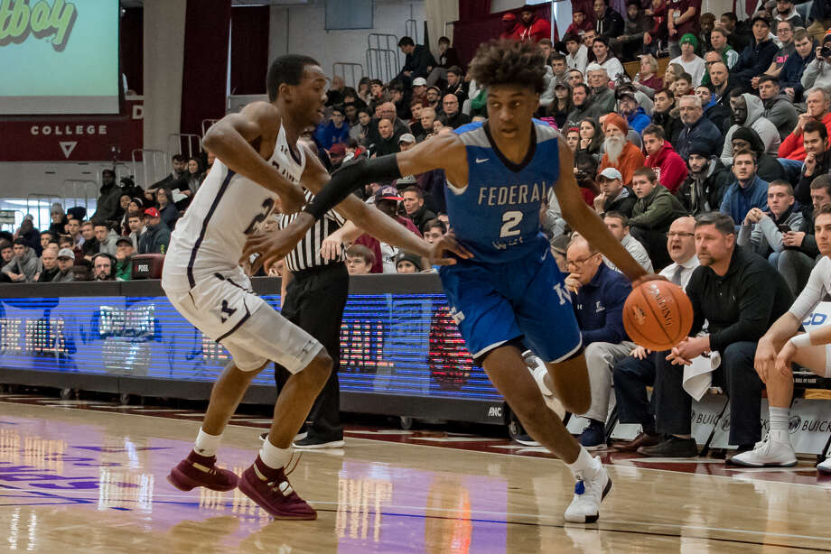 Five-star Federal Way forward Jaden McDaniels announced his commitment to Washington late Tuesday night.  Photo: Icon Sportswire/Getty Images
