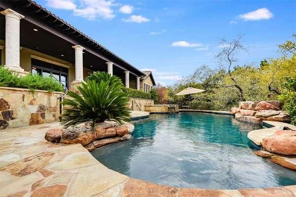 19418 Settlers Creek 5 bedrooms 5 full baths, 1 partial bath Price: $2,599,900