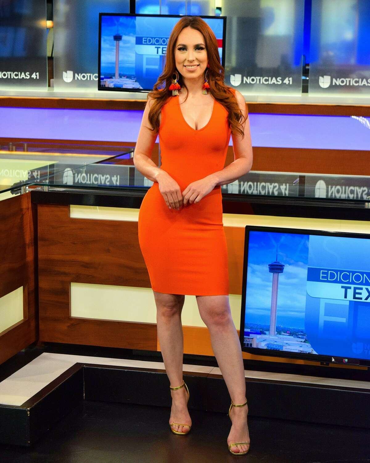 Univision San Antonio's weather anchor has decided to leave the TV business to spend time with her family and start a new career in social media.