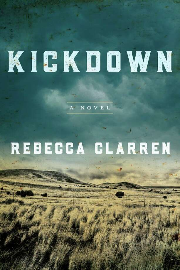 The cover of 'Kickdown' by Rebecca Clarren. (Photo provided)