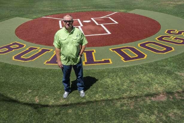 Midland High coach Danny Neighbors announced his retirement. 05/21/19 Tim Fischer/Reporter-Telegram