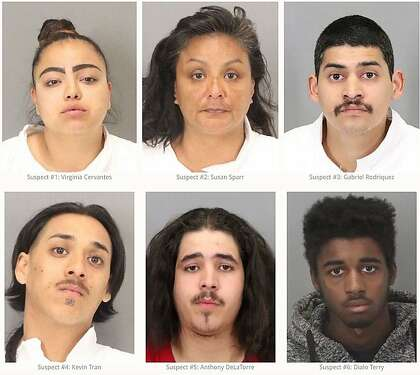 Six arrested after Dollar Tree store killing in San Jose