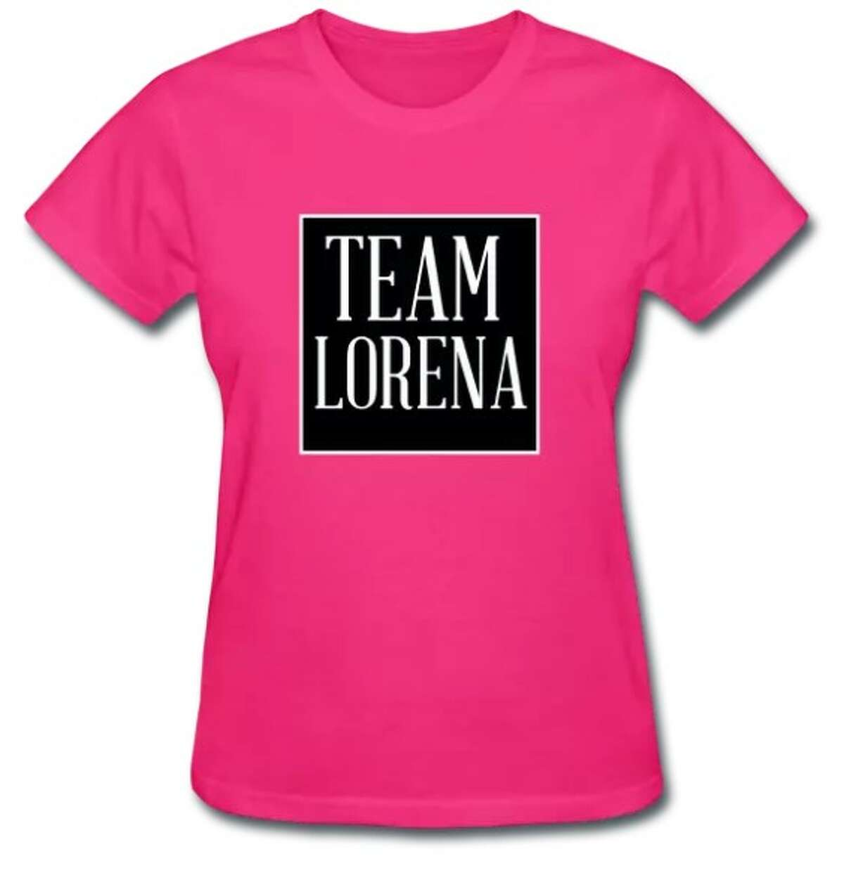 Texicana Lorena Martinez released a new line of merchandise based on the San Antonio reality show. Click here to see all the merchandise.