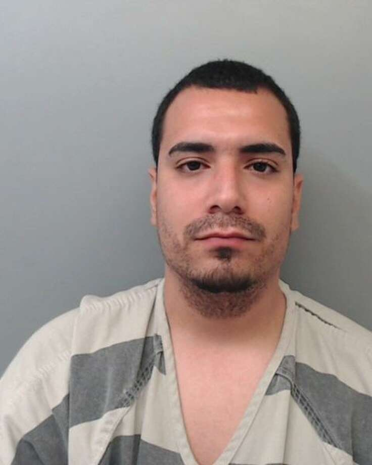 Bernardo Alexis Colon, 26, was arrested and charged with assault, family violence. Photo: /