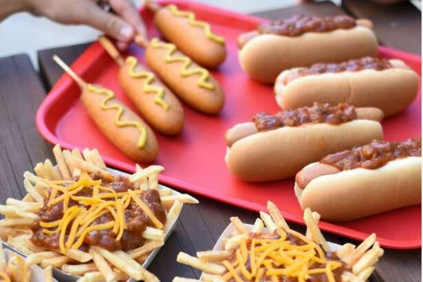 The New Caney location will offer the chain's iconic hot dog-focused menu as well as burgers, sandwiches and breakfast items.