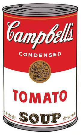 This screen print was made by Warhol in 1968; Kanbar was offered an earlier work, a painting