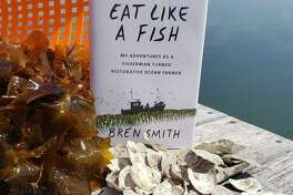 """WSHU Public Radio will host a """"Join the Conversation"""" event with Bren Smith June 13 at the WSHU Broadcast Center in Fairfield. A former commercial fisherman, Smith pioneered the development of restorative 3D ocean farming."""