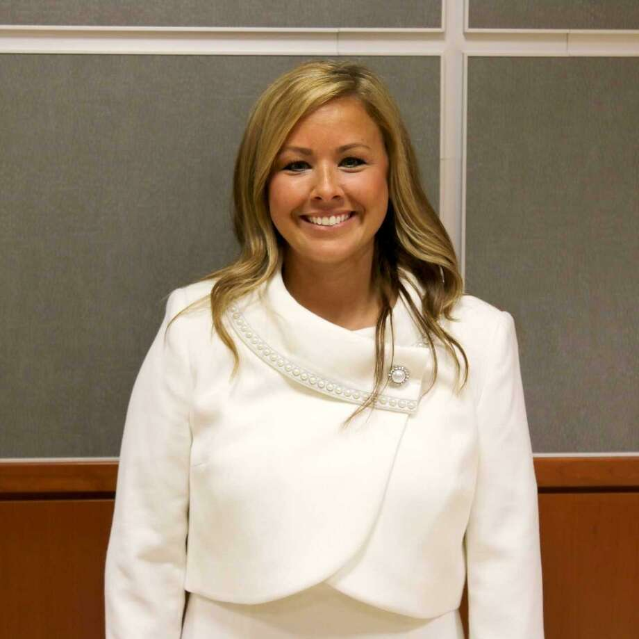 Conroe ISD Superintendent Curtis Null recommended Kristen Belcher to become the new principal of Lamar Elementary. Photo: Submitted Photo / Submitted Photo
