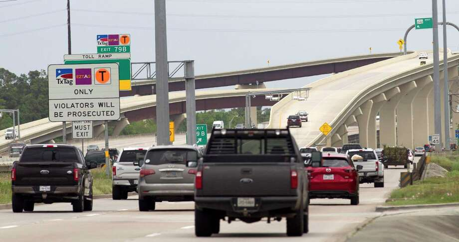 Precinct 2 Commissioner Charlie Riley has confirmed the Texas Department of Transportation would take over maintenance of the Texas 242 flyovers if Montgomery County commissioners approve removing the tolls. Photo: Jason Fochtman, Houston Chronicle / Staff Photographer / © 2019 Houston Chronicle
