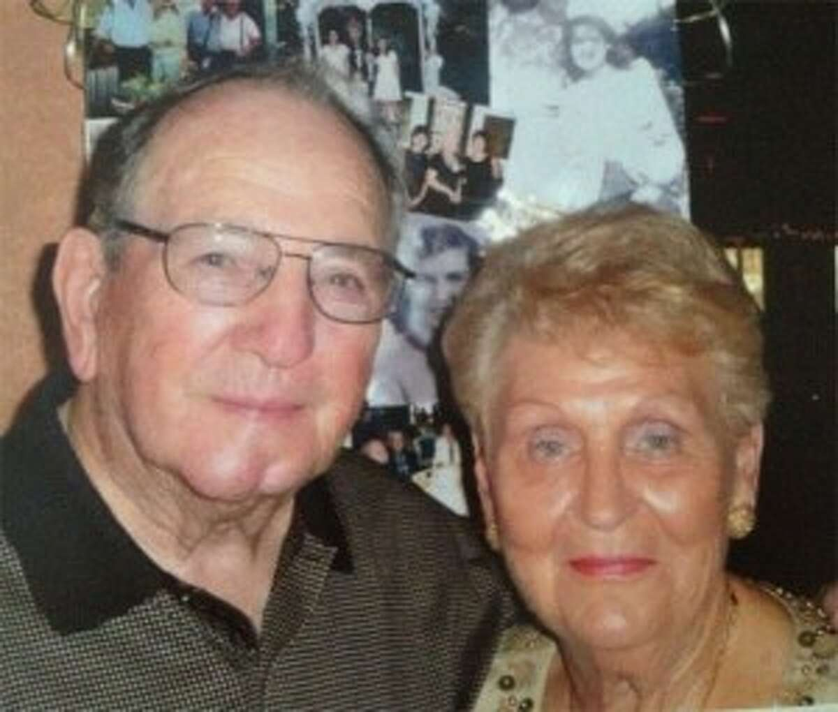 Mr. and Mrs. Leonard Benefico of Naples, Fla., are celebrating their 65th wedding anniversary. They met as teenagers in Milford.