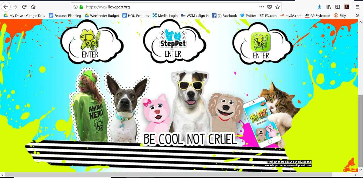 The Pet Education Project is a national nonprofit that plans to offer lessons to San Antonio-area students about kindness, empathy and compassion toward animals.