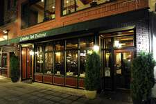 Columbus Park Trattoria is located at 205 Main St., in downtown Stamford. Its owners have agreed to pay about $180,000 in backwages and damages to nearly 50 employees at Columbus Park and sister restaurants Applausi Osteria, in Greenwich, and Tarantino Restaurant, in Westport.