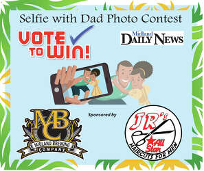 Selfie with Dad Contest