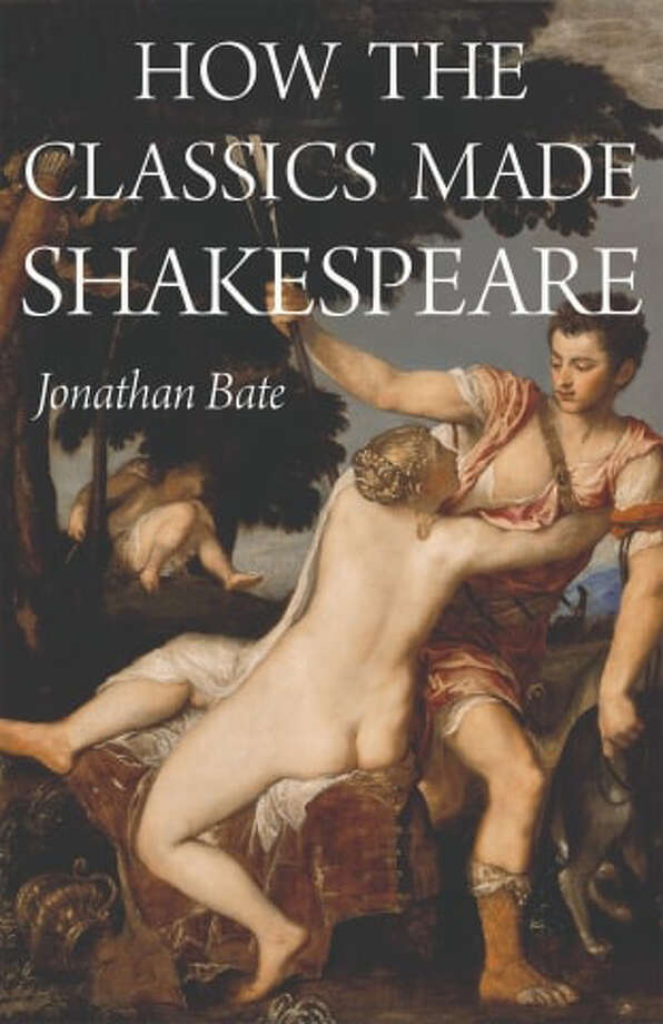 How the Classics Made Shakespeare Photo: Princeton University Press, Handout / Handout