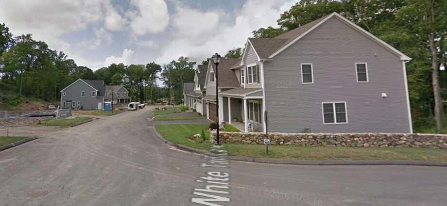 35 Hawks Ridge Drive Seller/buyer: Hawks Ridge Of Shelton to Li Sun  Price: $560,000 Photo: Google Maps
