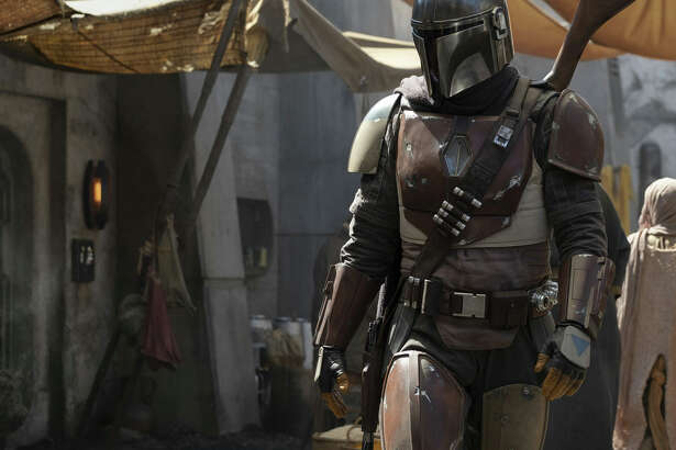 """The Mandalorian"" is set to premiere on Disney+ Nov. 12, 2019"