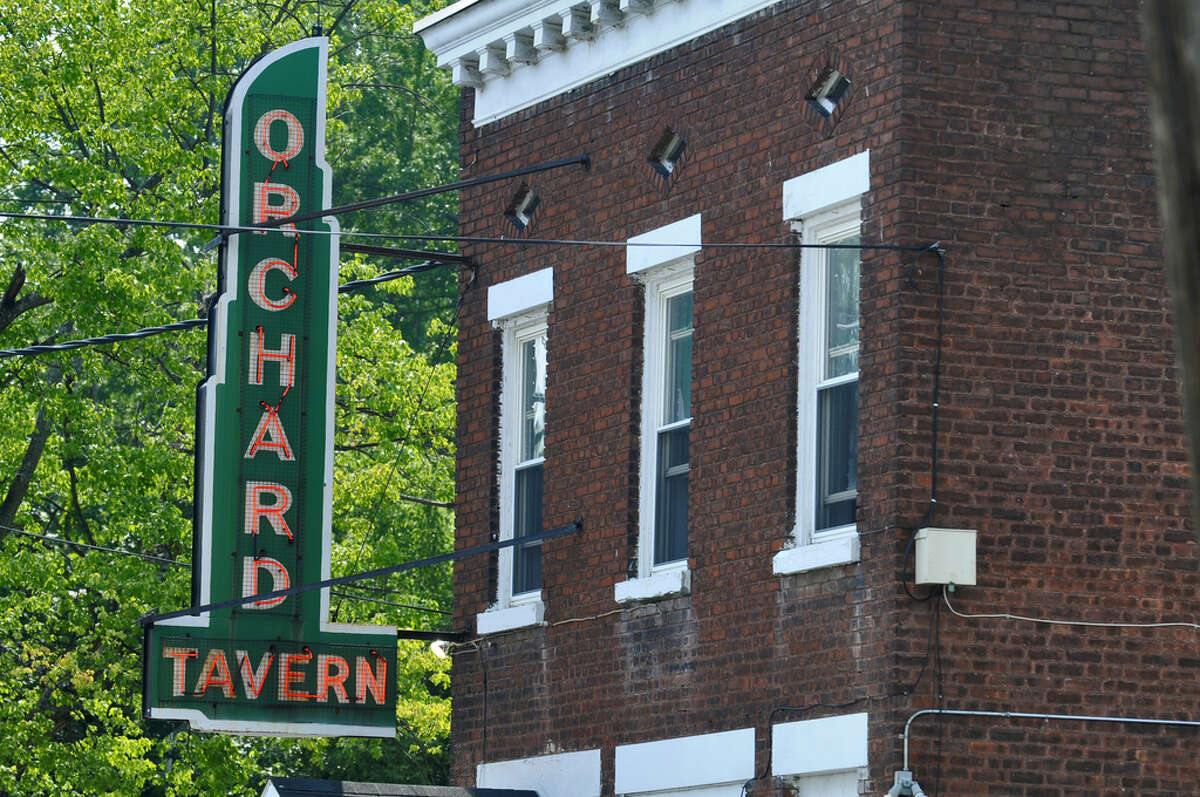 The Orchard Tavern on North Manning Boulevard in Albany. (Philip Kamrass / Times Union)