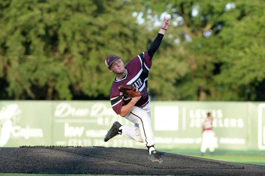 Cy-Fair High School junior Rhett McCaffety was voted the 2018-19 District 17-6A Pitcher of the Year by league coaches. Photo: Craig Moseley, Staff / Houston Chronicle / ©2018 Houston Chronicle