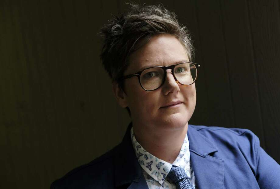 In this Dec. 10, 2018 photo, Australian comedian Hannah Gadsby poses for a portrait in Los Angeles. Gadsby was named as one of eight Breakthrough Entertainers of the Year by the Associated Press. (Photo by Chris Pizzello/Invision/AP) Photo: Chris Pizzello, INVL / Associated Press / 2018 Invision