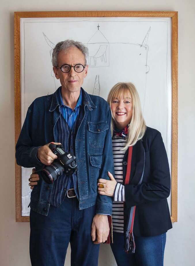 "The Hickory Stick Bookshop in Washington Depot will host a book signing June 8, with design and travel writer Annie Kelly and photographer Tim Street-Porter for their new collaboration, ""Splash: The Art of the Swimming Pool."" Photo: Hickory Stick Bookshop / Contributed Photo"