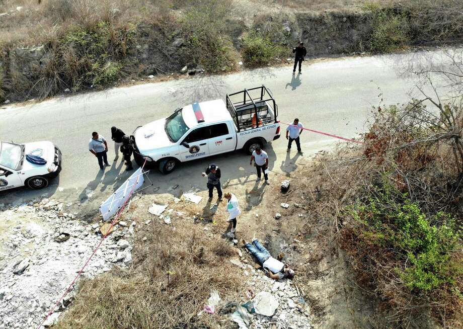 Scenes From Cartel Violence And The Drug War In Mexico In