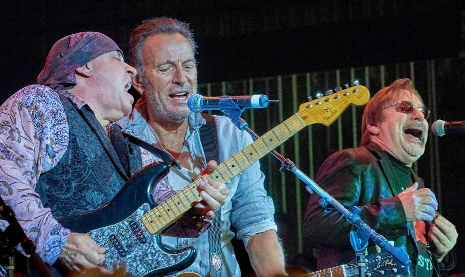 "Director: Tom JonesWith: Bruce Springsteen, Garry Tallent, ""Southside Johnny"" Lyon, Steven Van Zandt, Max Weinberg, David Sancious, Joe Grushecky, Kay Harris, Vini ""Mad Dog"" Lopez.Release date: May 22, 2019Running time: 1 hour 28 minutesOfficial site: https://www.asburyparkmovietickets.com Photo: Douglass Dresher, Courtesy Trafalgar"