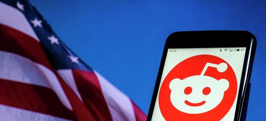 FILE PHOTO: Reddit logo. Photo: Igor Golovniov/Getty Images