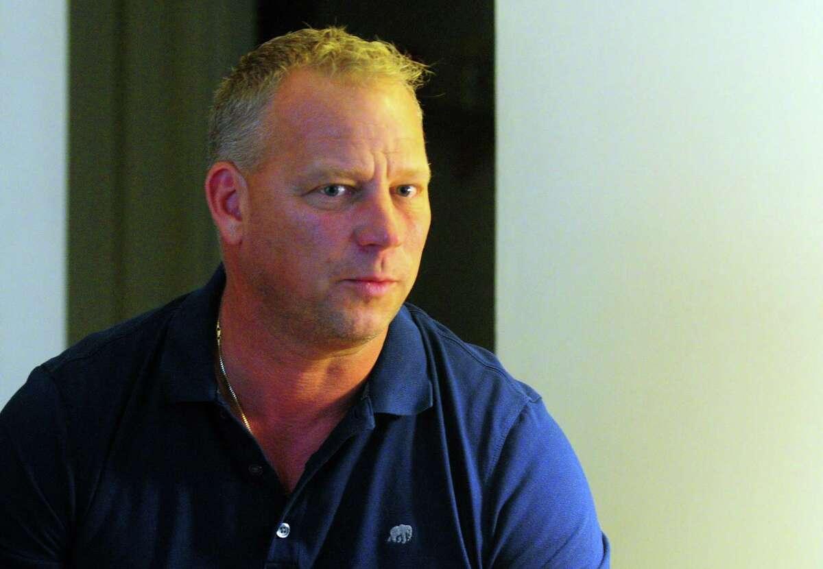 Derby Mayor Rich Dziekan