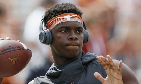 Former Lamar High School standout Anthony Cook is expected to play a larger role in Texas' secondary this upcoming season.