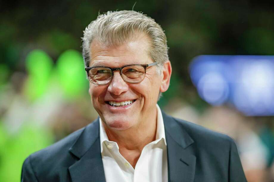 UConn head coach Geno Auriemma. Photo: Michael Hickey / Getty Images / 2018 Michael Hickey 2018 Michael Hickey