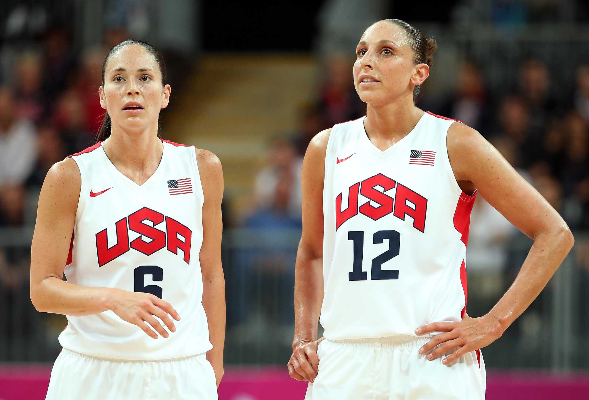 Diana Taurasi Wedding.Auriemma Not A Great Summer For Uconn Icons In Wnba