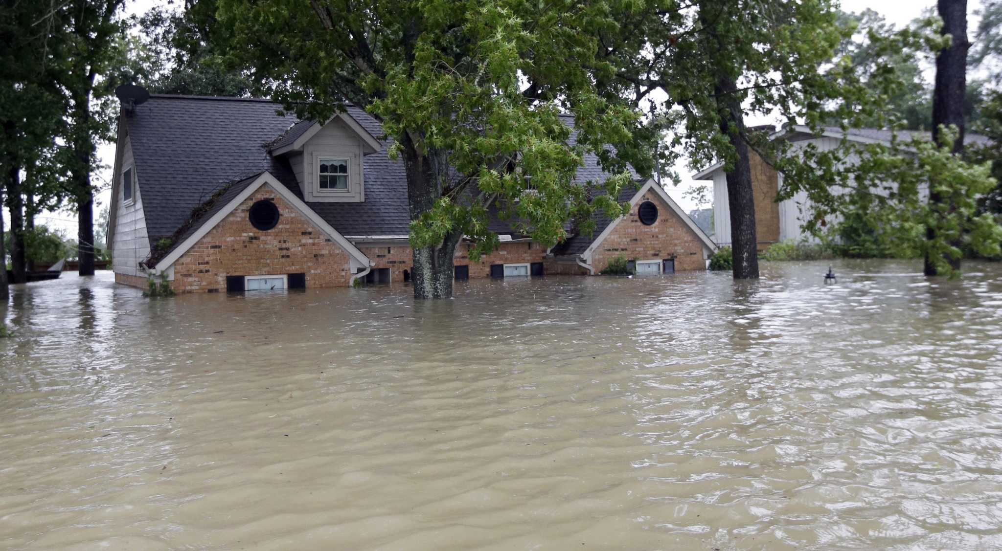 Harvey-damaged properties could be appraised 21 percent above pre-flood values in Harris County