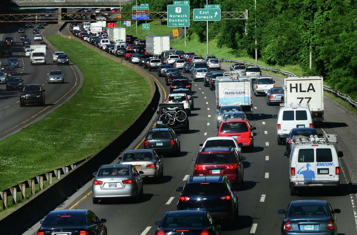 Gov. Ned Lamont's new transportation plan includes seeking federal loans that would reduce the number of tolls needed.