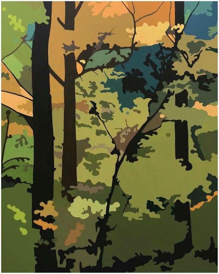 Deep Woods Rhapsody byEdward Rebek. (photo provided)