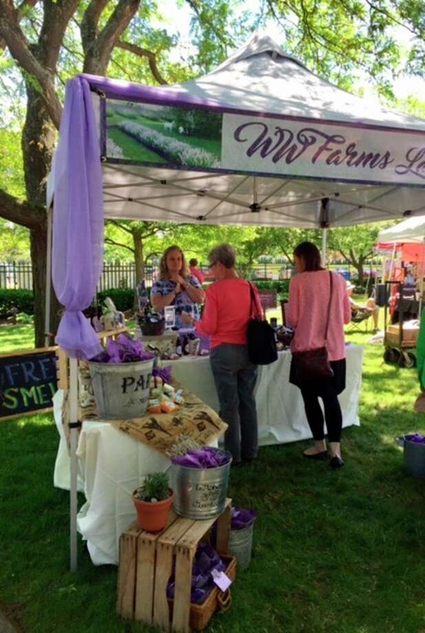 The Lavender Booth. (photo provided)