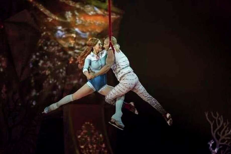 May 23-26: Cirque du Soleil presents Crystal at the Dow Event Center in Saginaw.(Photo provided/Matt Beard)