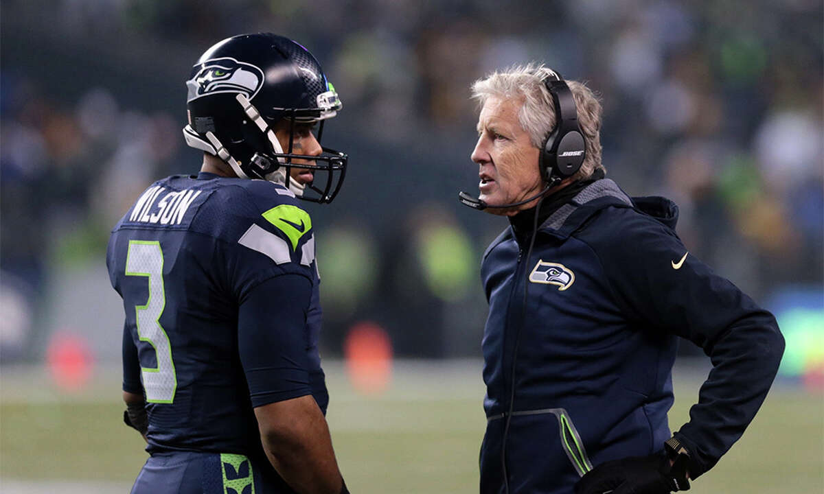 SEATTLE SEAHAWKS  2018 record: 10-6 (second in division; NFC wild-card playoff team)  The Seahawks believe their a championship-caliber team entering 2019, thanks to a speedy rebuilt last season. And they believe they have the leadership and veteran talent on both sides of the ball to lead the charge.  The offensive line is better than it's been in years; if you ask left tackle Duane Brown, it has the chance to be the best in the NFL. Seattle got franchise quarterback Russell Wilson under contract for the remainder of his prime and it hopes to do the same with All-Pro middle linebacker Bobby Wagner, who's entering the last year of his current deal. But Seattle's showing in 2019 -- what will determine its ability to potentially knock off the Rams atop the division -- hinges largely on the growth of its second- and third-year players.  It's on cornerback Shaquill Griffin, who took a step back as a sophomore after a standout rookie season. It's on Tedric Thompson and Delano Hill to help out Bradley McDougald in stabilizing the safety spot. It's on defensive linemen like Jacob Martin and Rasheem Green to be a factor in the pass rush, to make up for the loss of Frank Clark. And it's on last year's top pick Rashaad Penny to rise to the occasion in the backfield. CONTINUED ON NEXT SLIDE