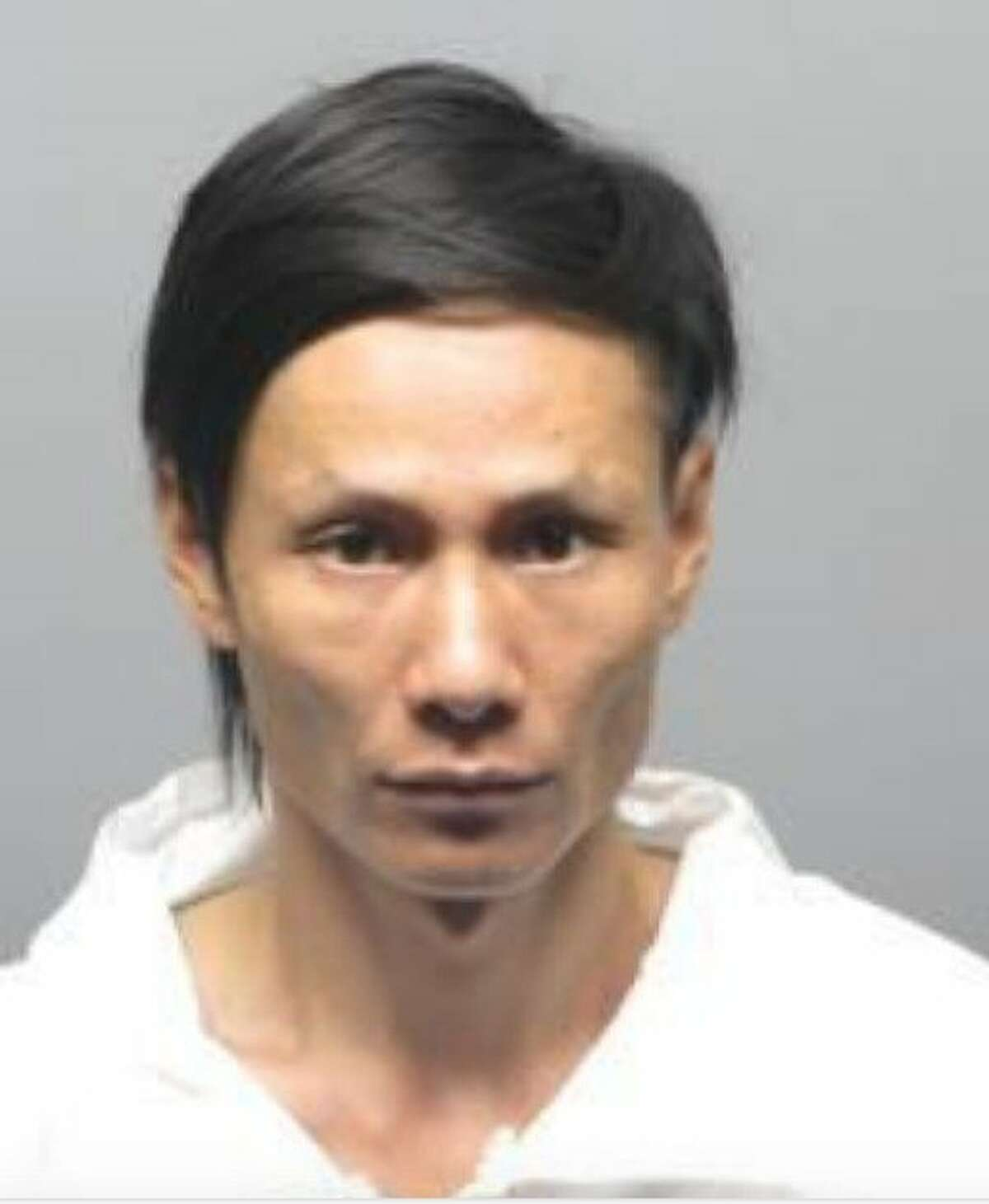 Hang Lin, 32, was arrested on suspicion of murdering a woman he was in a relationship with in an Antioch home, authorities announced Wednesday.