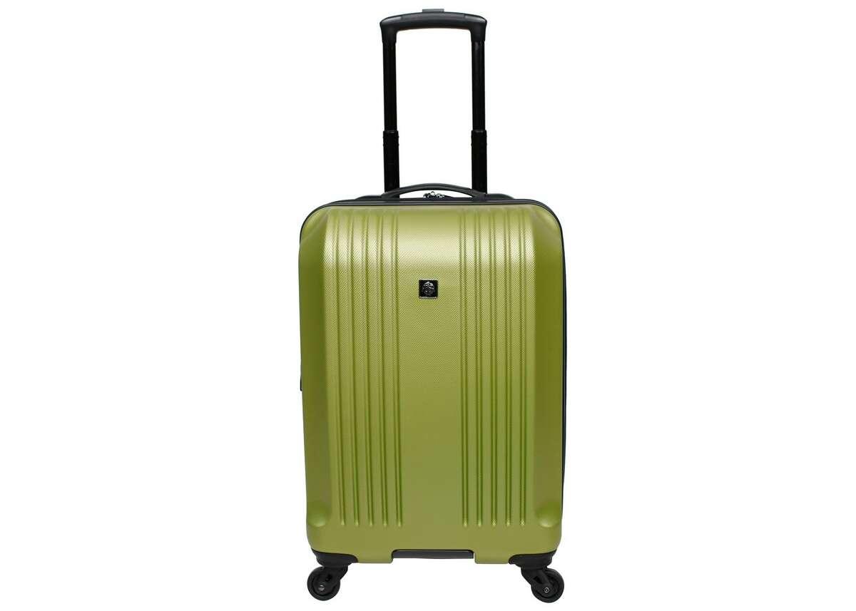Skyline hard luggage case, from Target. (target.com)