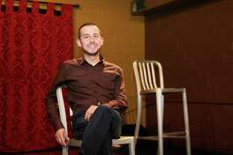 South Houston High School alumnus Eduardo Guzman will direct the music in a cabaret of Irving Berlin tunes at Ovations in Houston.