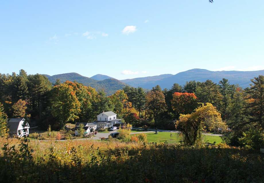 Up Yonda Farm environmental-education center in Bolton Landing. (Provoided photo.) Photo: Provided