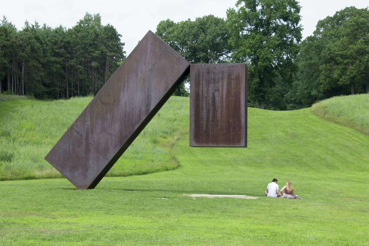 Keep clicking for attractions in the Hudson Valley. Views of the outdoor sculptures at Storm King. (Provided, Storm King Arts Center)