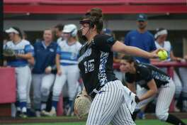 Friendswood pitcher Chloe Riassetto was named most valuable player on the all-District 22-5A softball team.